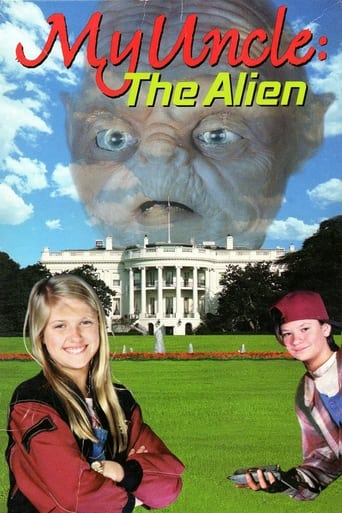 Poster of My Uncle the Alien