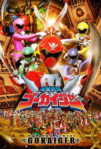 Poster of Kaizoku Sentai Gôkaiger