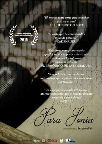 Poster of Para Sonia