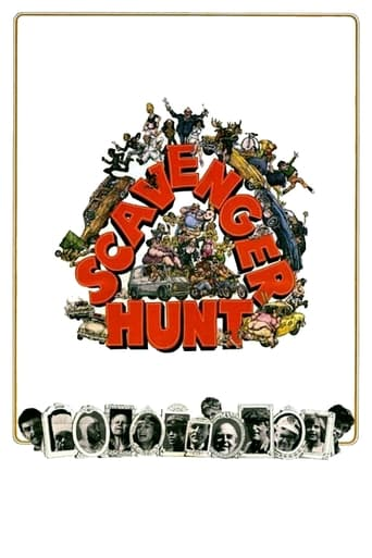 Poster of Scavenger Hunt