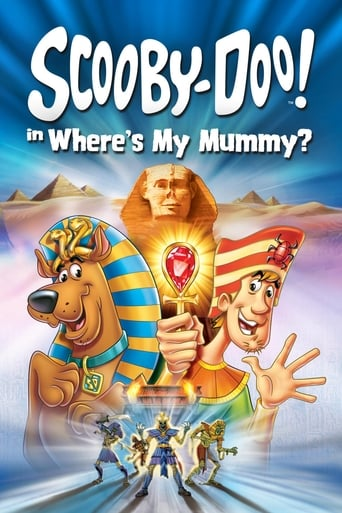 Poster of Scooby-Doo! in Where's My Mummy?