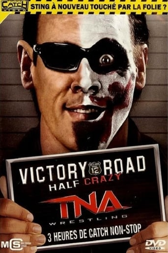 Poster of TNA Victory Road 2012