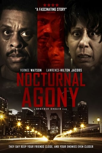 Poster of Nocturnal Agony