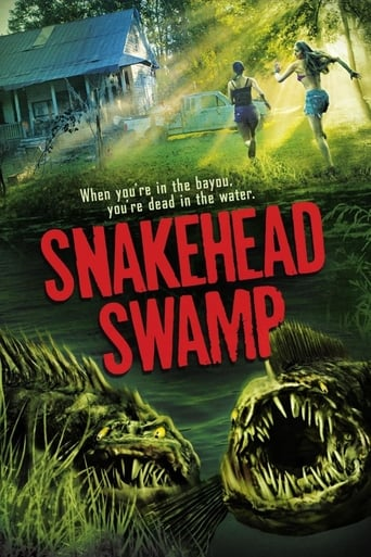 Poster of Snakehead Swamp