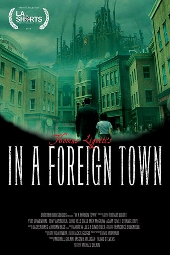 Poster of In a Foreign Town