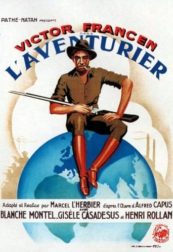 Poster of L'aventurier