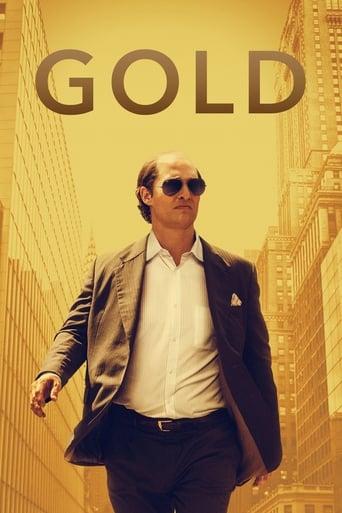 Filmplakat von Gold