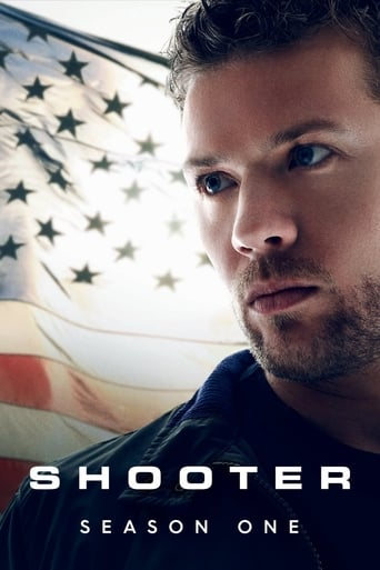 Snaiperis / Shooter (2016) 1 Sezonas LT SUB žiūrėti online