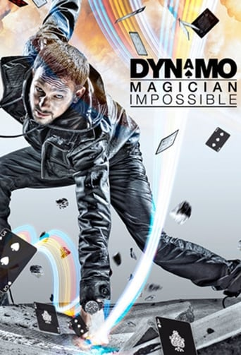 Poster of Dynamo: Magician Impossible