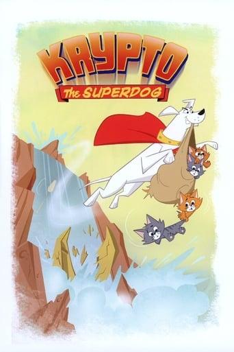 Poster of Krypto the Superdog