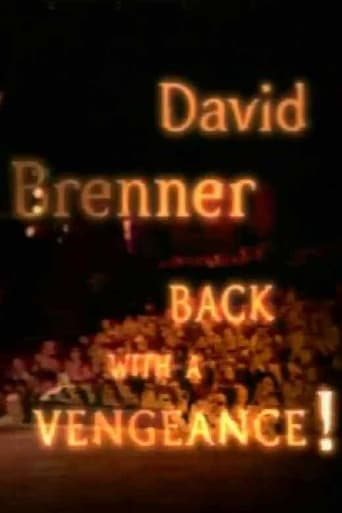 Poster of David Brenner: Back with a Vengeance!