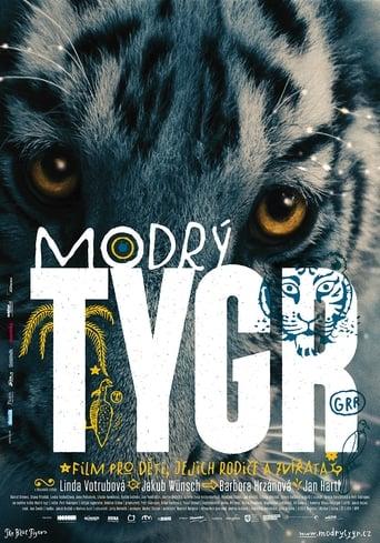 Poster of Modrý tygr