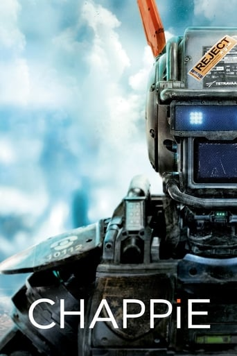 Chappie - Poster