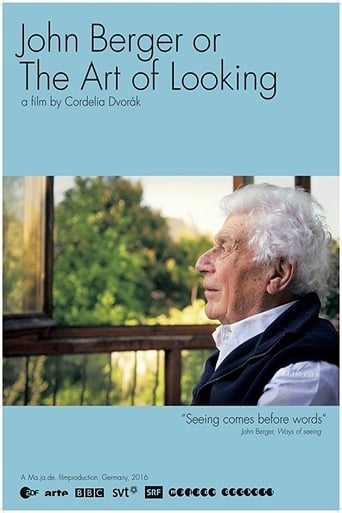 John Berger or The Art of Looking poster