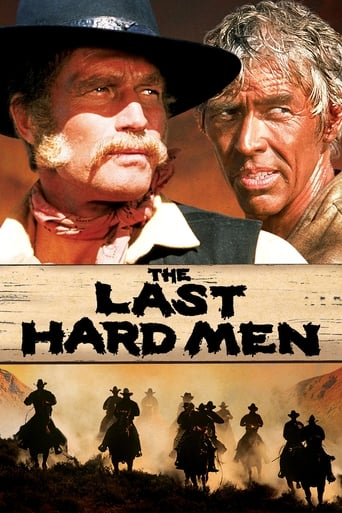 Poster of The Last Hard Men