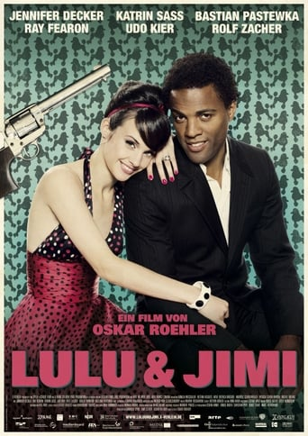 Poster of Lulu & Jimi