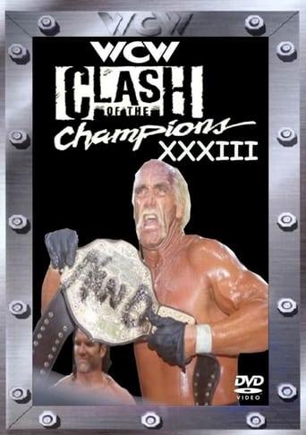 WCW Clash of The Champions XXXIII