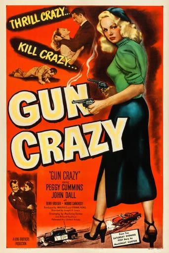 Poster of Gun Crazy