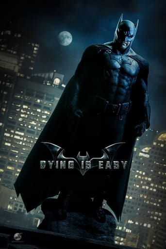 Poster of Batman: Dying Is Easy