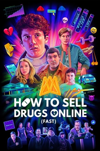 Poster of How to Sell Drugs Online (Fast)