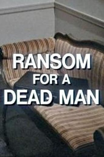 Ransom for a Dead Man poster