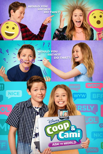 Poster of Coop & Cami Ask The World