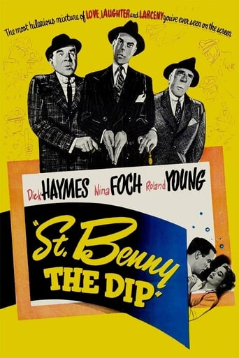 Poster of St. Benny the Dip