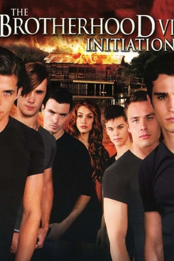 Poster of The Brotherhood VI: Initiation