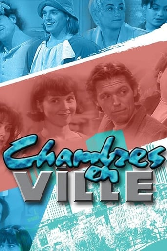 Poster of Chambres en ville