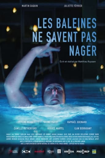 Poster of Les Baleines ne Savent Pas Nager