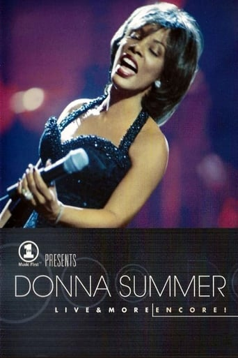 VH1 Presents Donna Summer: Live and More Encore!