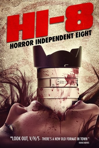Poster of Hi-8 (Horror Independent 8)
