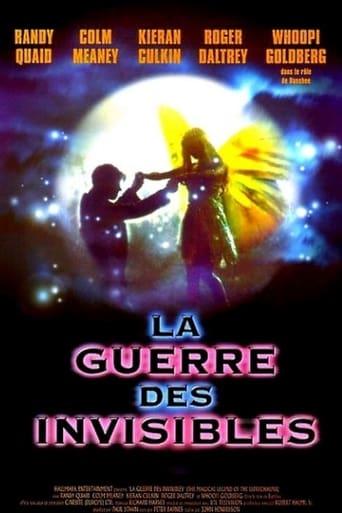 Poster of La guerre des invisibles