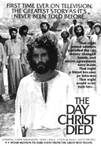 Poster of The Day Christ Died