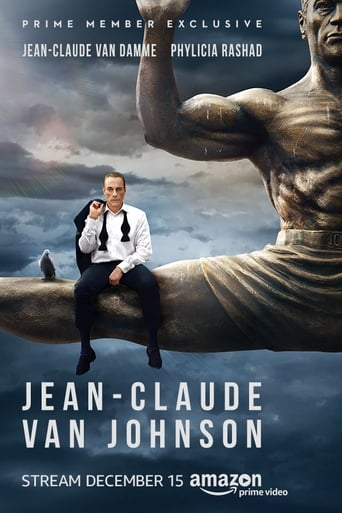 Poster of Jean-Claude Van Johnson