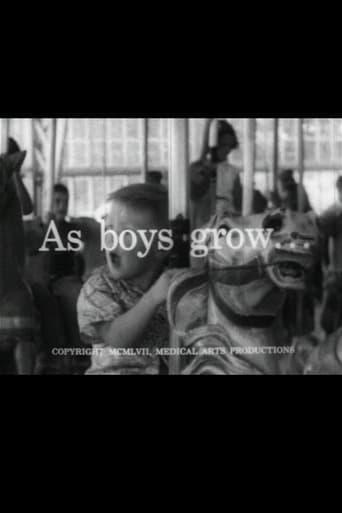 Poster of As Boys Grow...