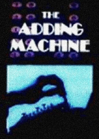 Poster of The Adding Machine