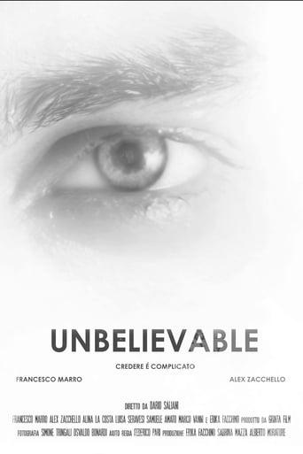 Unbelievable - Credere è complicato Poster
