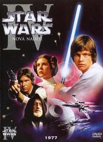 Poster of Star Wars: Epizoda IV - Nová naděje