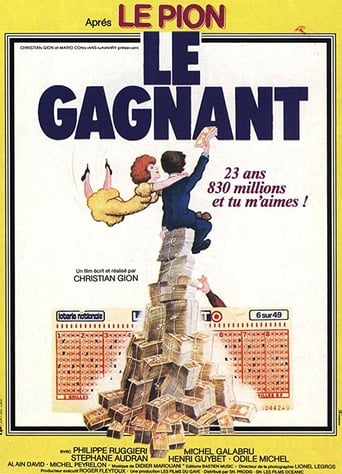 Poster of Le gagnant