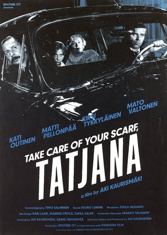 Poster of Take Care of Your Scarf, Tatiana
