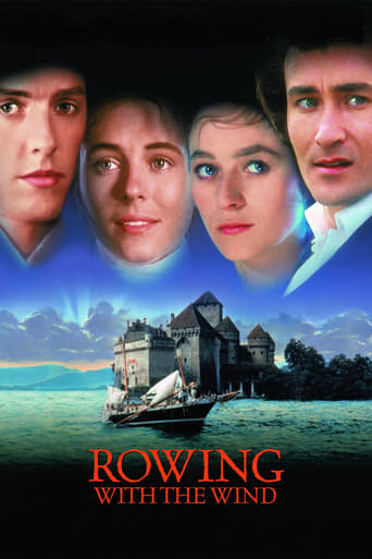 Poster of Rowing with the Wind
