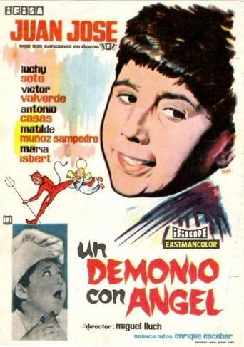 Poster of Un demonio con ángel
