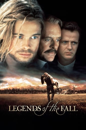 Poster of Legends of the Fall