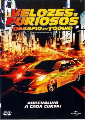 Velozes e Furiosos 3 – Desafio em Tóquio (2006) Br-Rip 720p Download Torrent Dual-Audio