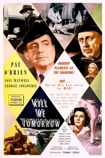Poster of Kill Me Tomorrow