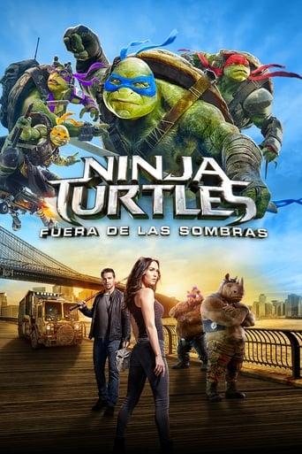 Poster of Ninja Turtles: Fuera de las sombras