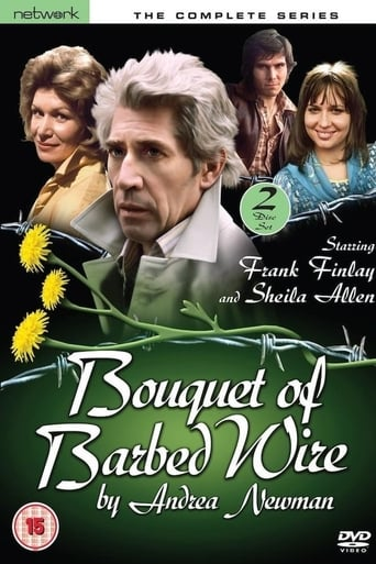 Poster of Bouquet of Barbed Wire