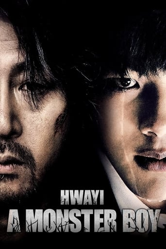 Poster of Hwayi: A Monster Boy
