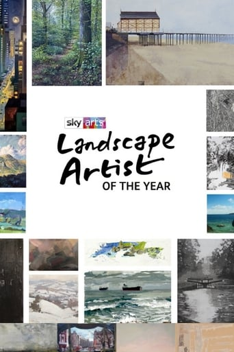 Poster of Landscape Artist of the Year
